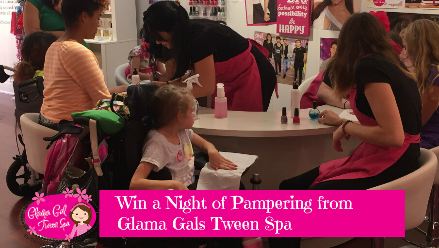 Win a Night of P​ampering from Glama Gal Tween Spa