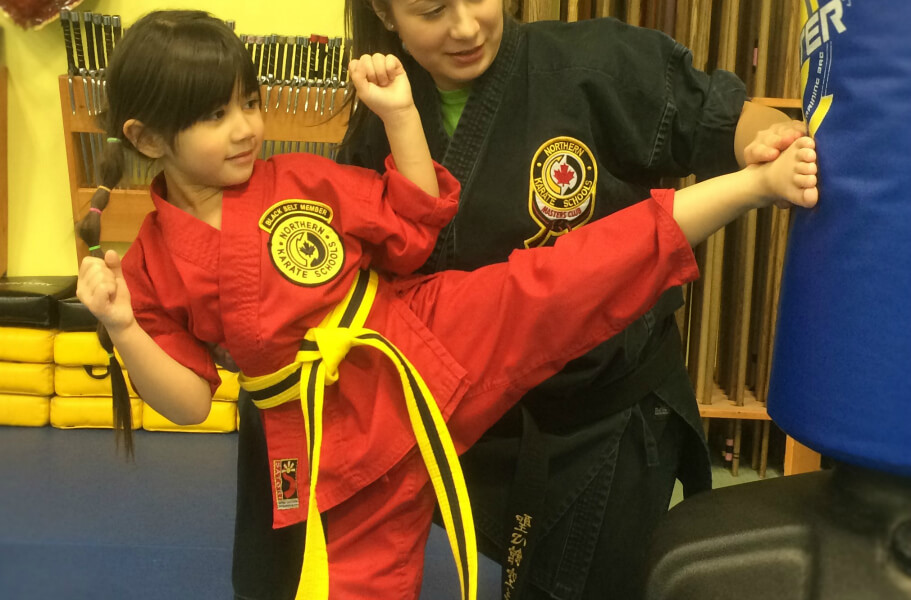 "Northern Karate School is Hosting a ""Kick-a-Thon"" to Raise Funds for CTN Kids!"