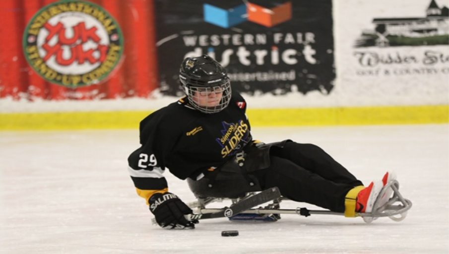 Sledge Hockey Leads to Success On and Off the Ice!