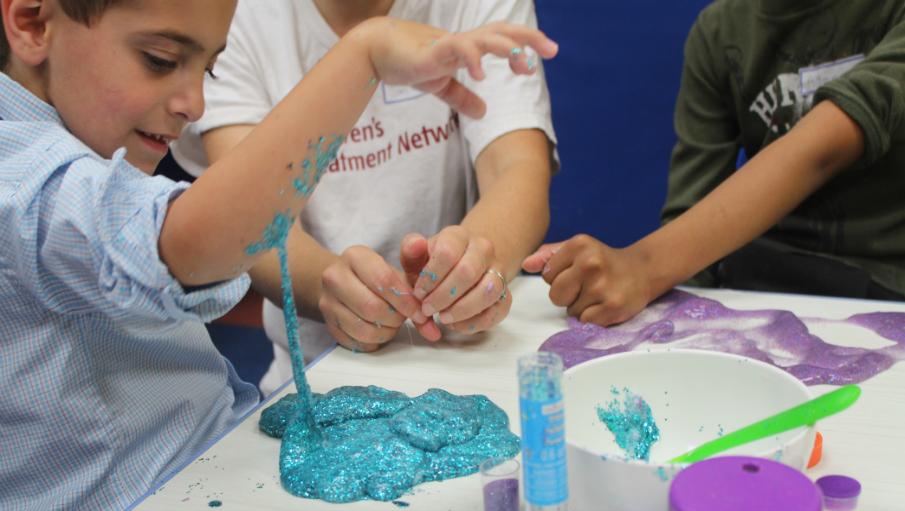 Happy Hands Camp Combines Therapy with Fun, Friends, and Resources for Home