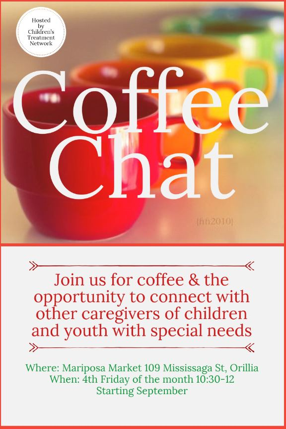 Coffee Chat- Orillia