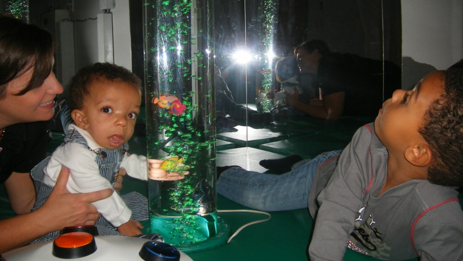 The Snoezelen Room: A Multi-Sensory Room for Children and Youth with Special Needs