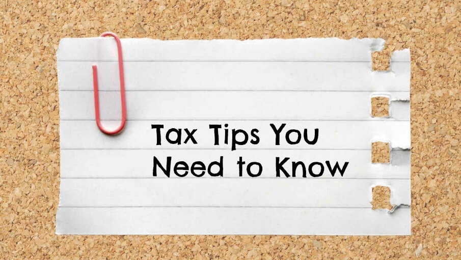 What You Need to Know at Tax Time