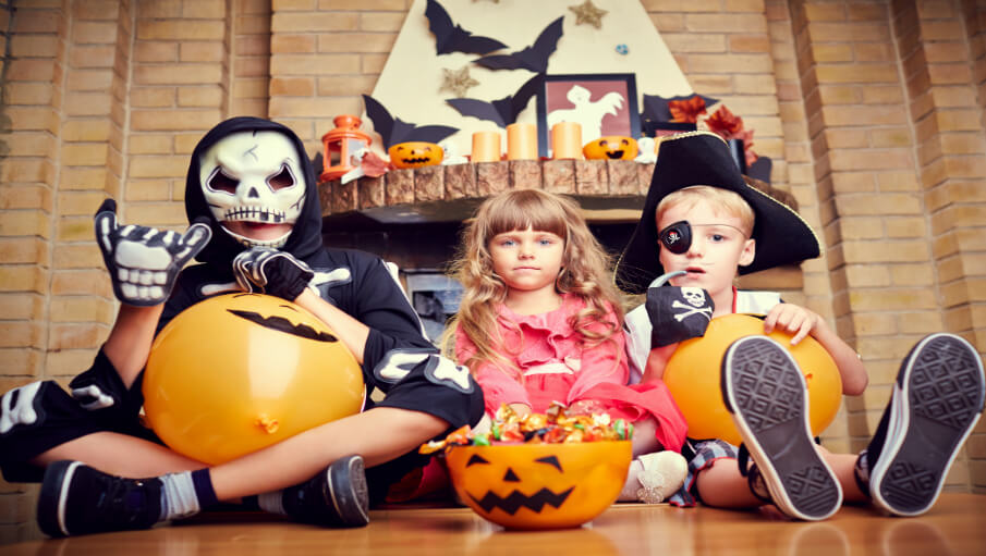 ​Keeping Halloween Inclusive! Non-Edible Treats for Kids with Special Needs