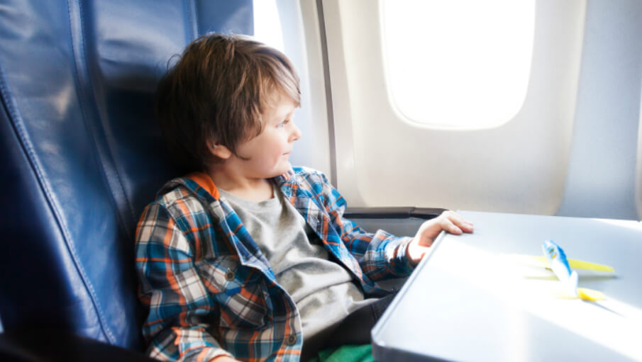 Top 10 Tips for Travelling with your kids