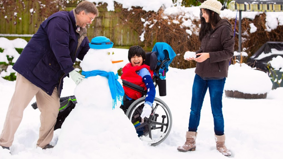 Indoor and Outdoor Winter Fun for Families