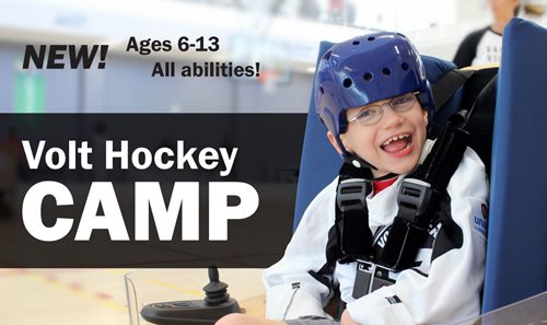 First Day of Session- Volt Hockey Camp- Markham