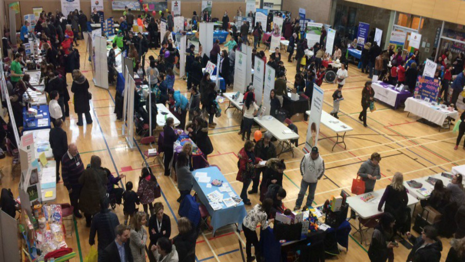 ​The CTN Special Needs Information Fair Was a Huge Success!