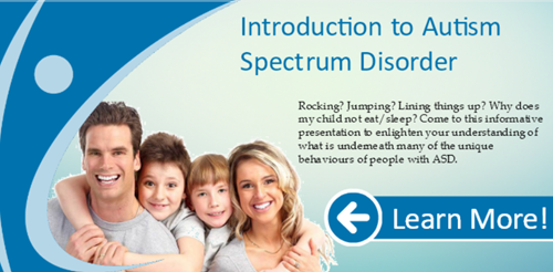 Introduction to Autism Spectrum Disorder with Kerry's Place - Aurora