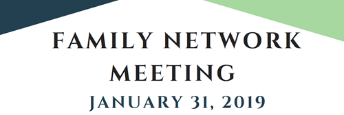 Family Network Meeting - Markham