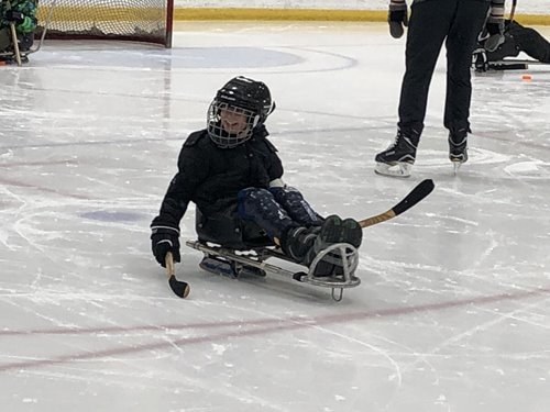 Sledge Hockey Program- Bradford