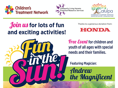 Fun in the Sun! - Alliston